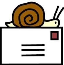 Swinger snail mail